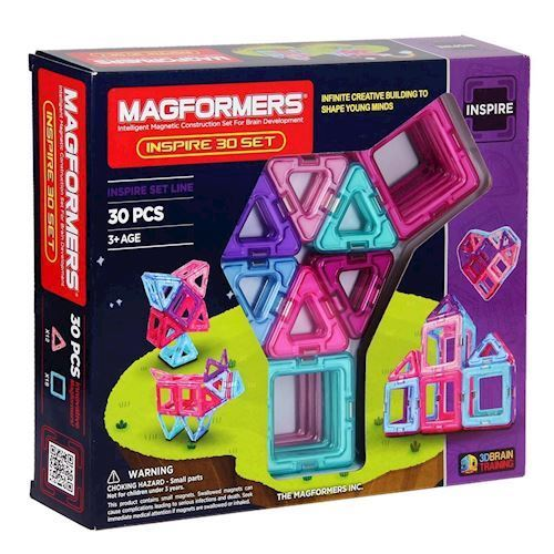 Image of   Magformers Inspiration 30 dele