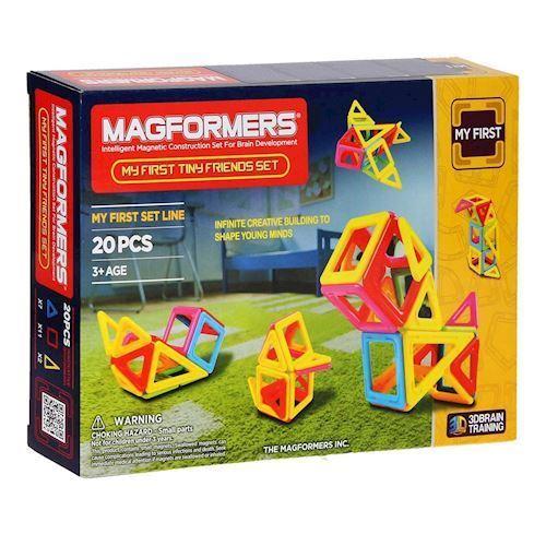 Image of   Magformers min første lille ven 20 dele