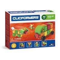 Clicformers Basic set, 70dlg.