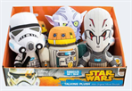 Star Wars Rebels fabric figures with sound