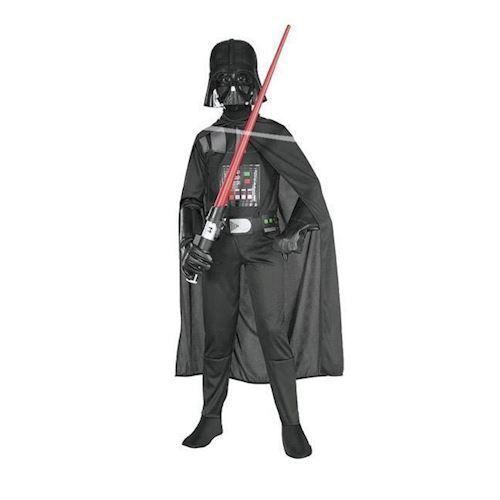 Image of Darth Vader Fastelavnsdragt M (883028200962)