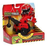 Dinotrux Pull-back Car-Ty Rux
