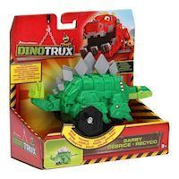 Dinotrux Pull-back Car-Garby