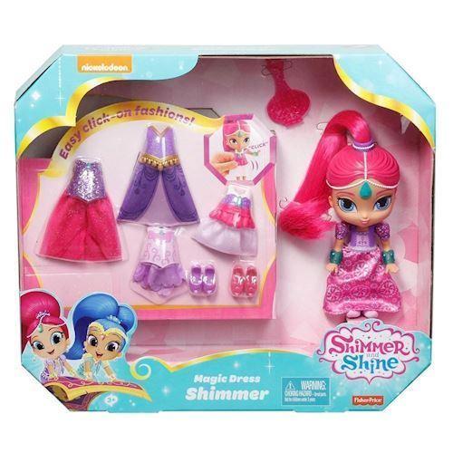 Image of   Shimmer & Shine, Shimmer med flotte kjoler