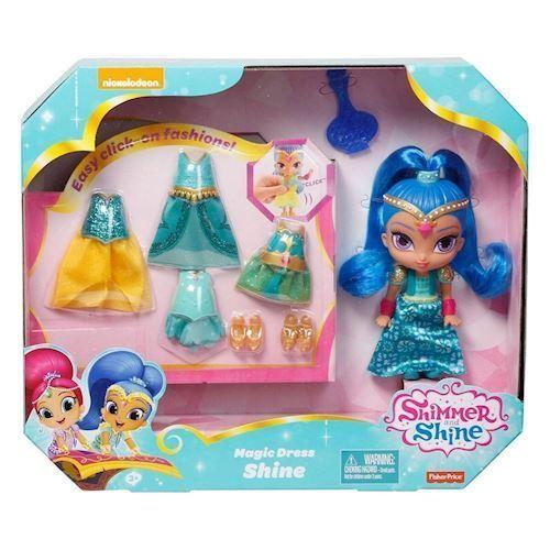 Image of   Shimmer & Shine, Shine med flotte kjoler