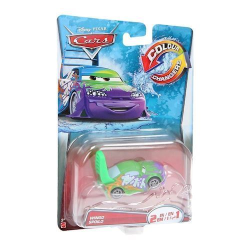 Image of   Disney Cars Color Changers bil Wingo Spoilo