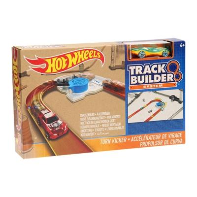 Image of   Hot Wheels tilbehør til bilbane Turn Kicker