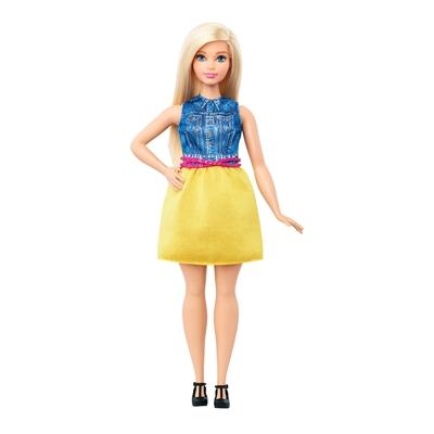 Image of   Barbie dukke, Fashionista dukke nr. 22