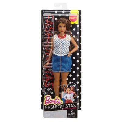 Image of   Barbie dukke, Fashionista dukke H