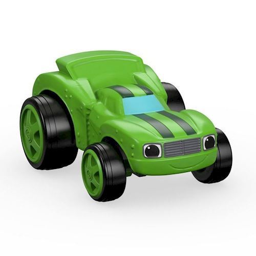 Image of Fisher Price, Blaze og monstertrucks, Racerbil Pickle (887961357479)
