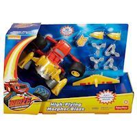 Fisher Price Flying Morpher Blaze - Red