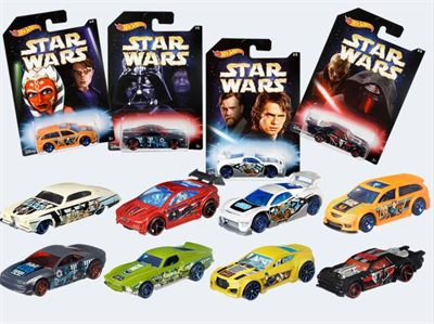 Image of   Hot Wheels DWD85 Star Wars bil