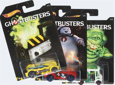 Image of   Hot Wheels DWD94 Limited Ghostbusters bil