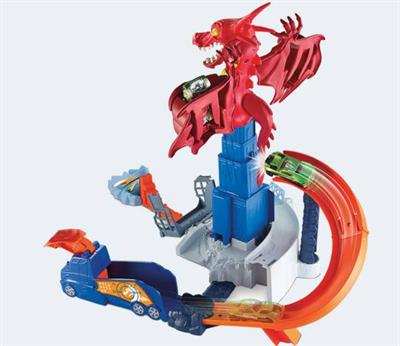 Image of   Hot Wheels DWL04 Dragon Smash Showdown bilbane