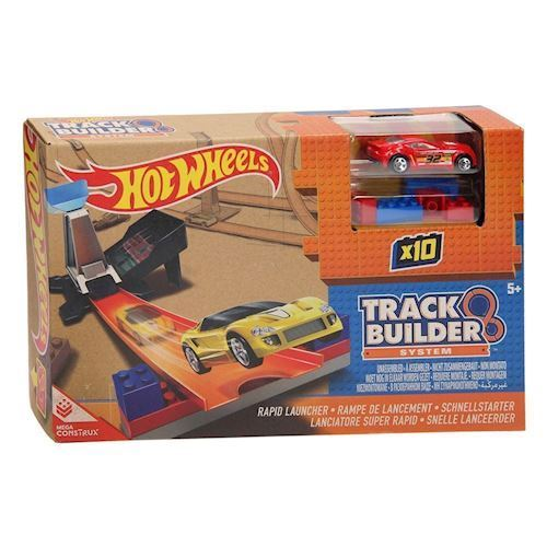 Image of Hot Wheels Track Essentials - Fast Launcher (887961390353)