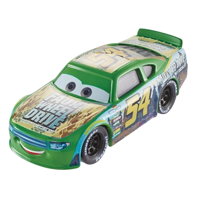 Image of   Cars Diecast - Tommy Highbanks, bil
