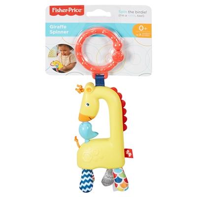 Image of   Fisher Price Play Figure - Giraffe Turntable