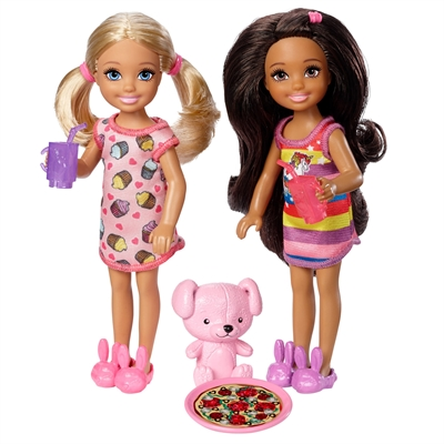 Image of   Barbie dukke, Chelsea - Bjørn