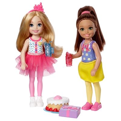 Image of   Barbie dukke, Chelsea - Kage
