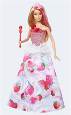 Barbie DYX28 candy light & music princess