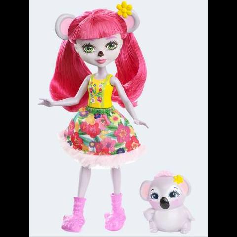 Image of Enchantimals FCG64 Karina Koala, dukke med koala (887961450019)