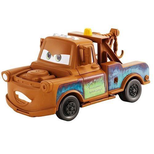 Image of   Disney Pixar biler, Transformer bil, Bumle