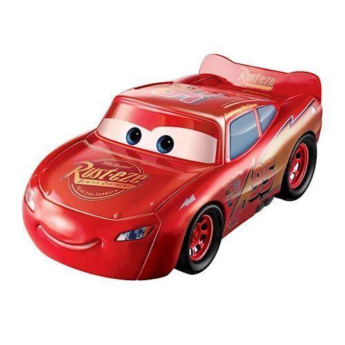 Billede af Disney Pixar biler, Transformer bil, Lynet McQueen