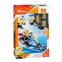 Minions Minion 3 Figure Pack - Engine