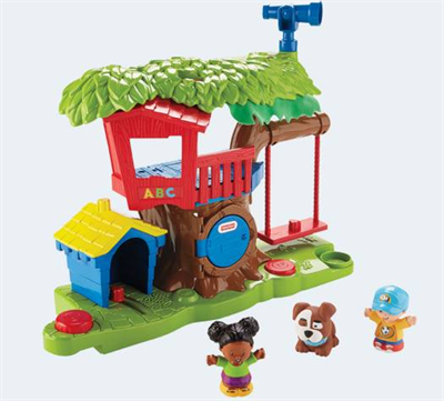 Image of   First PriceFKW80 treehouse