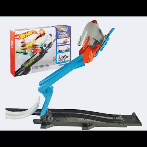 Image of Hot Wheels FLK60 Stunt Builder raket startbane (887961560954)