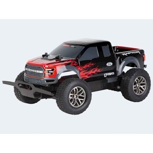 Image of RC Carrera, fjernstyret bil, Ford F-150 Raptor 1:18 (9003150100805)