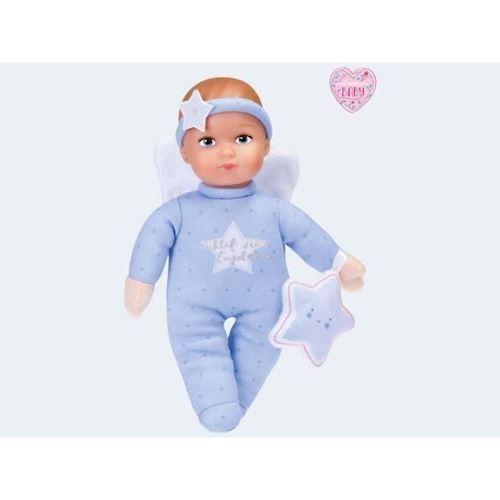 Image of   baby dukke Ben engel 25cm