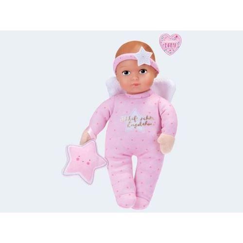 Image of   Baby dukke Emily engel 25cm