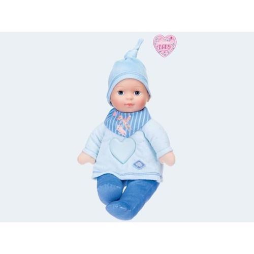 Image of   Baby dukke Ben med musik og lys 35cm
