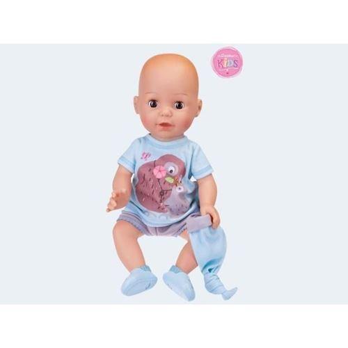 Image of   Baby dukke, Leon skal på potten 38cm
