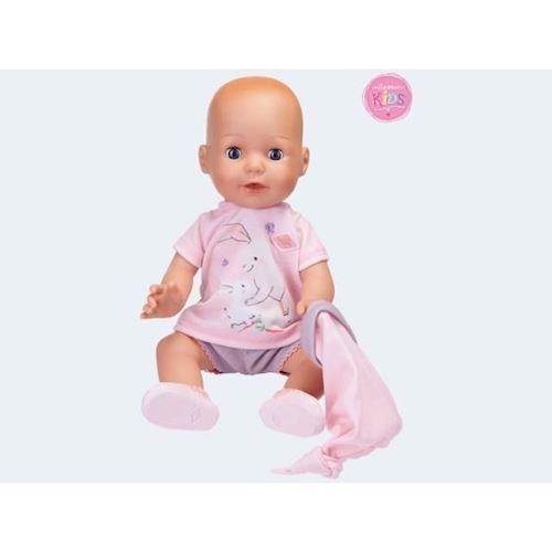 Image of   Baby dukke, Lilly skal på potten 38cm