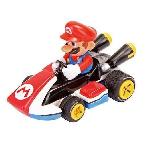 Image of   Træk & Slip Super Mario Kart - Mario