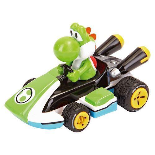 Image of   Træk & Slip Super Mario Kart - Yoshi