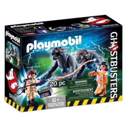 Playmobil Ghostbusters, Venkman & Terrorhundene, 9223