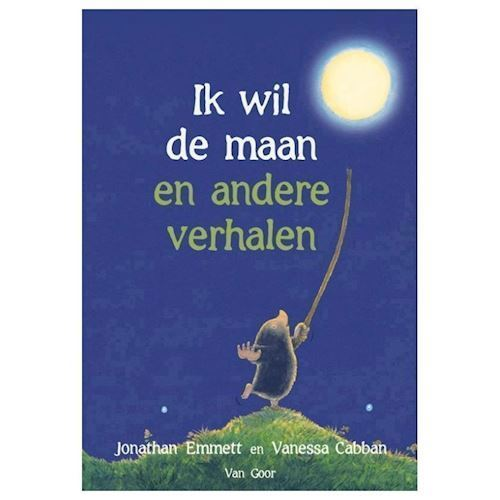 Image of   I want the Moon and other stories, bog