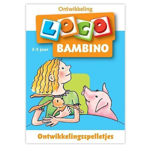Image of Bambino Loco-Development games (3-5) (9789001588373)