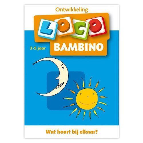 Image of Bambino Loco-match 1 (3-5) (9789001588472)