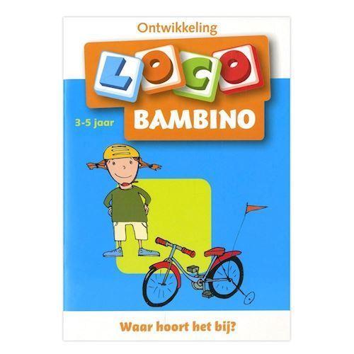 Image of Bambino Loco-match 2 (3-5) (9789001588502)