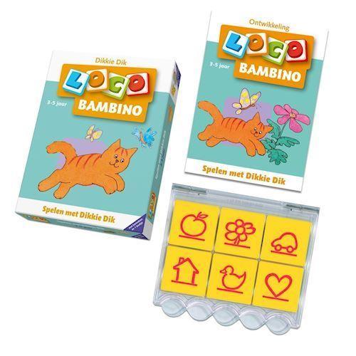 Image of Bambino Loco Starter package-Dikkie Dik (3-5) (9789001779849)