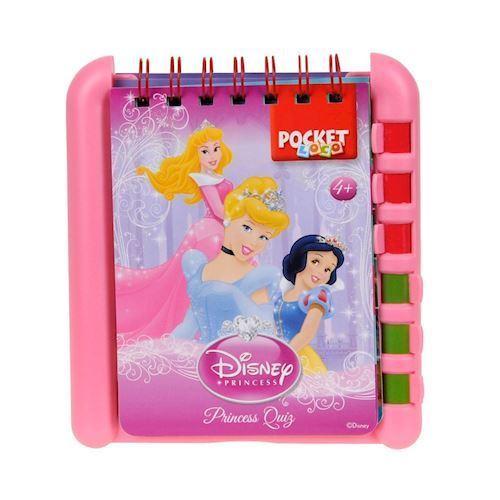 Image of Pocket Loco Disney Princess (9789001804992)