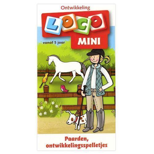 Image of   Mini Loco-Heste