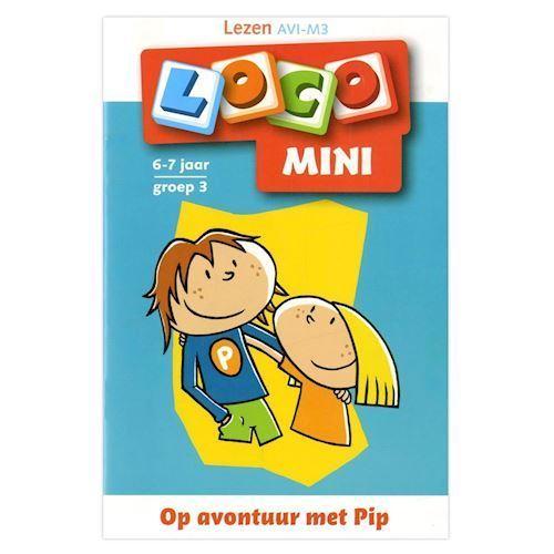 Image of   Mini Loco-På eventyr med pip