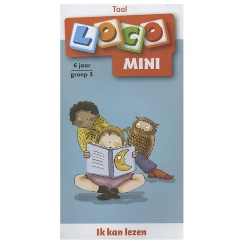 Image of   I can read six years Group 3