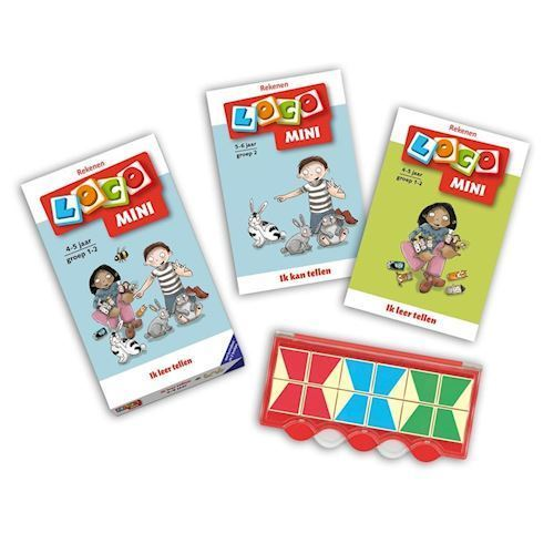 Image of   Mini Loco-Math Games Package