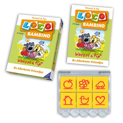 Image of   Bambino Loco Woezel &Pip Package-The Very Best Boyfriends